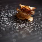 Chipsy ziemniaczane pieczone – sól i ocet