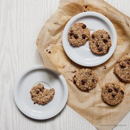 30-minutowe ciastka – z 2 składników!
