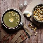 Zupa szczawiowa, czyli powrót do dzieciństwa