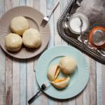 Marillenknödel — knedle ziemniaczane z morelami
