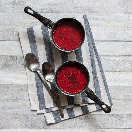 Barszczyk zabielany raz! — zupa ekspres, w 20 minut