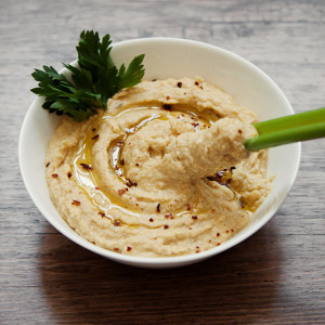 Hummus mój ulubiony – mocno orzechowy