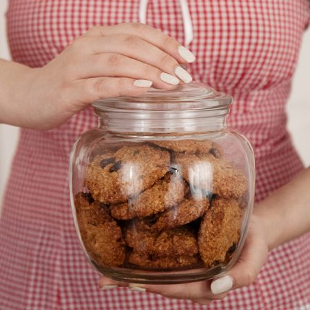 Ciasteczka owsiane – owies nie tylko dla konia