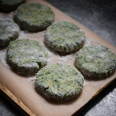 Falafel – kotlety z ciecierzycy