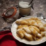 Kluski leniwe – słodki obiad nie tylko dla leniuchów