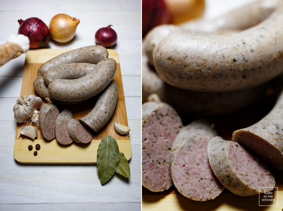 Polska biała kiełbasa – od podstaw – Klopsy com -> Kuchnia Polska Biala Kielbasa