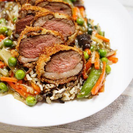 Kaczka w cieście z warzywami – lepsza niż ta od 'Chińczyka'