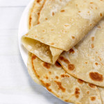 Tortille pszenne bez drożdży. Miękkie, w godzinę