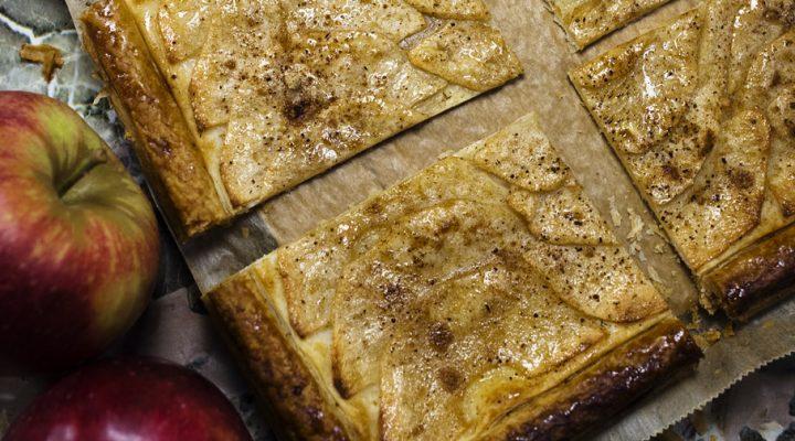Szarlotka francuska – ciasto w 10 minut
