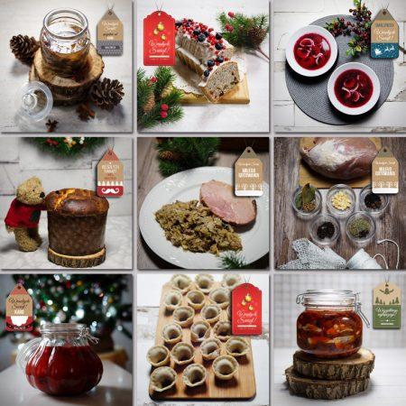 Lista świątecznych przepisów – potrawy na Wigilię i święta Bożego Narodzenia
