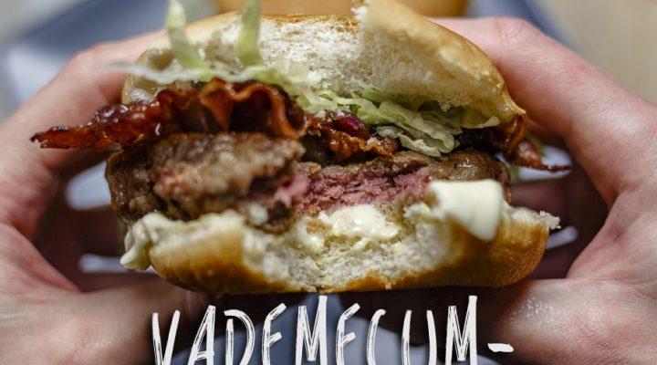 VADEMECUM Burgery wołowe – jakie mięso wybrać, jak je zmielić i jak uformować burgery?