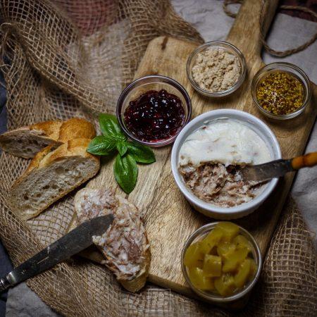 Rillettess de porc – wieprzowina po francusku, do chleba