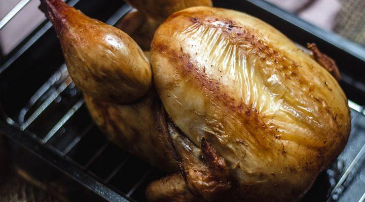Kurczak pieczony po chińsku – kurczak kantoński