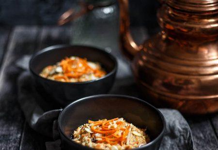 Owsianka marchewkowa – prosta i genialna