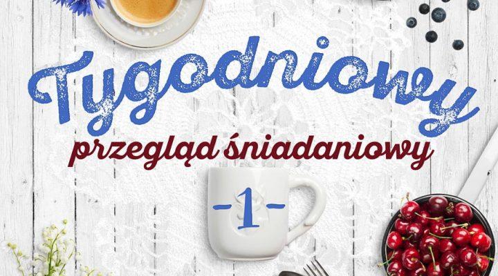 Tygodniowy przegląd śniadaniowy – 6 przepisów na zdrowe słodkie śniadania