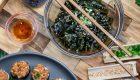 Tatar z łososia – w japońskim stylu