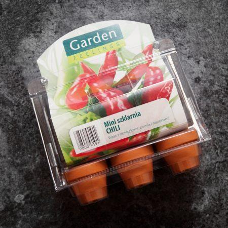 Krasnoludzki ogrodnik – chili
