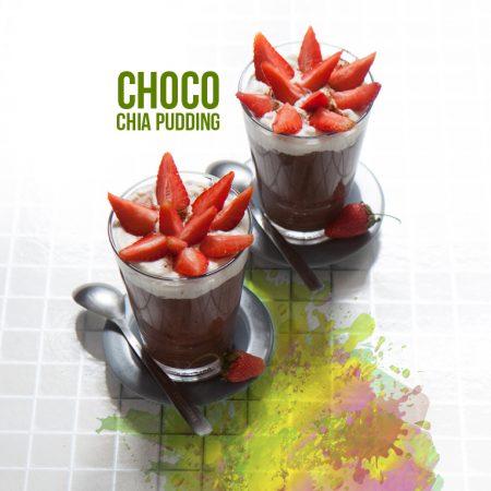 Czekoladowy pudding chia – na gładko!
