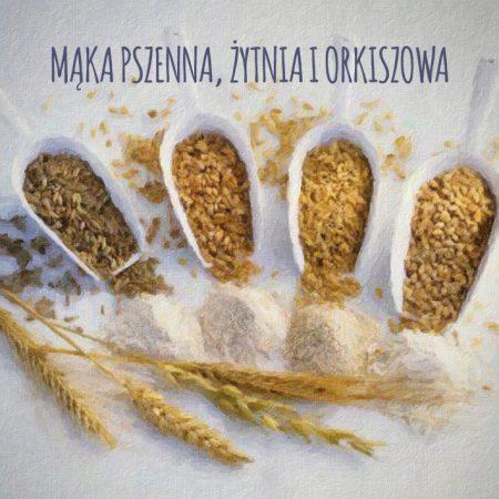 O mące – typy, rodzaje i zastosowanie mąk. Jak wybrać odpowiednią mąkę? Bajka o glutenie.