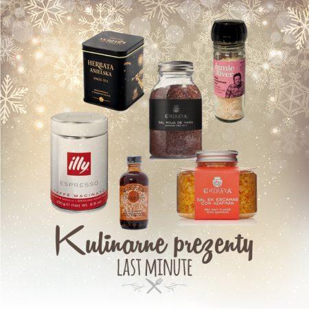 Puszki i słoiki na święta, czyli kulinarne prezenty last minute