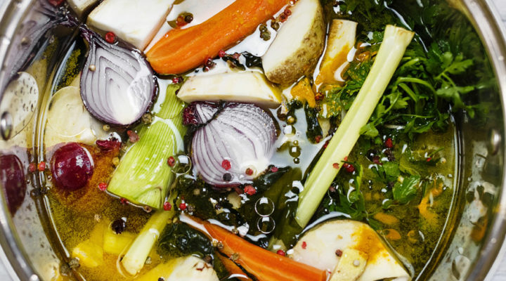 Vegebulion – 100% wegańska zdrowa zupa