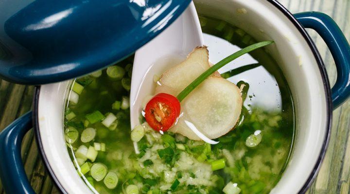 Skwierczący sos – do mięs i do warzyw