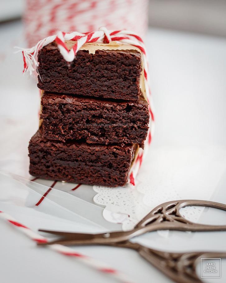 Brownie Bez Miksera Wilgotne I Ciemne Karo In The Kitchen