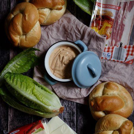 Sos do hamburgerów – najlepszy!