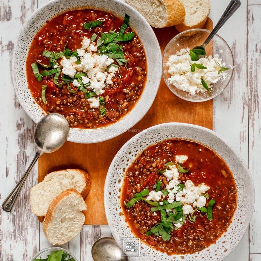 Gulasz Z Zielonej Soczewicy W Pomidorach Karo In The Kitchen