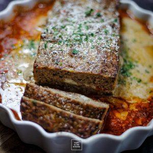 Włoski klops w sosie pomidorowym – pieczeń rzymska na obiad lub na kanapkę
