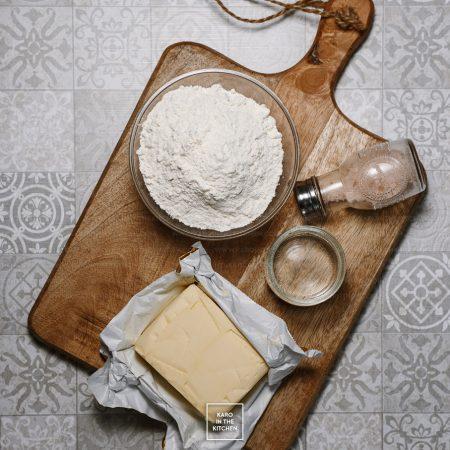 Oszukane ciasto francuskie – szybkie i maślane