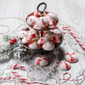 Mini beziki do dekoracji – wegańskie, bez jajek